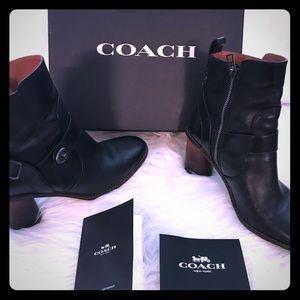 Coach women boots